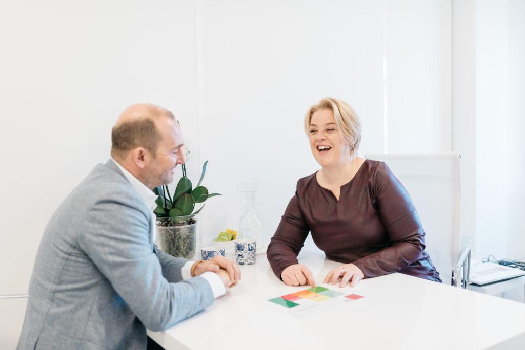 Sylvia Heistek - Quaning toegepast op hoger opgeleiden en professionals