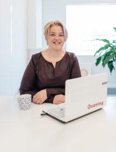 Sylvia Heistek - Loopbaanbegeleider en Quaner