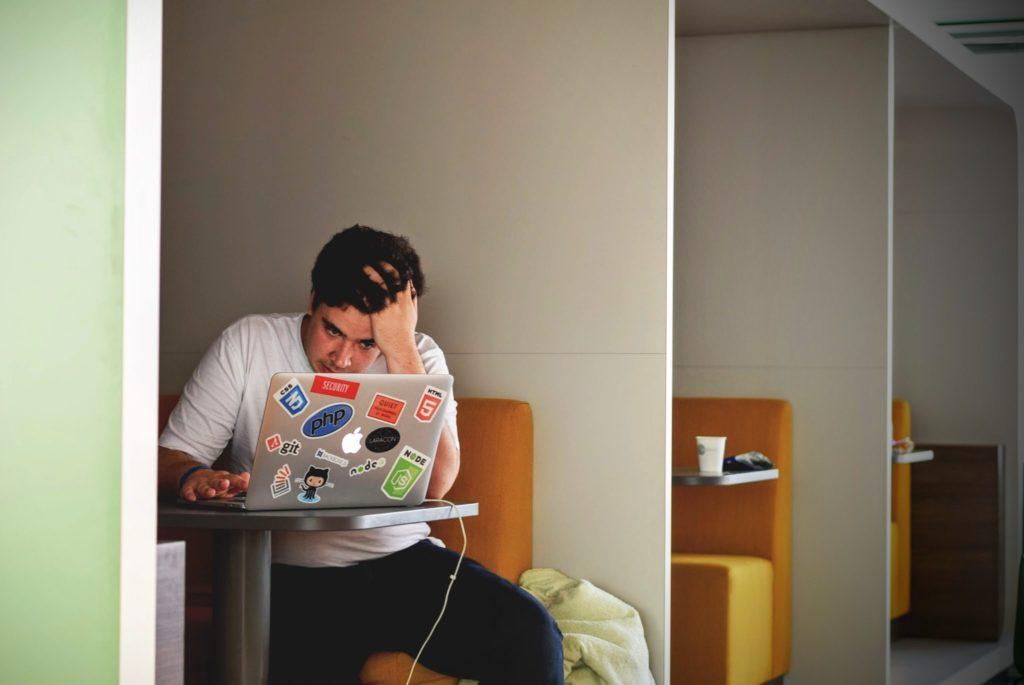 werkstress zorgt voor burn outs
