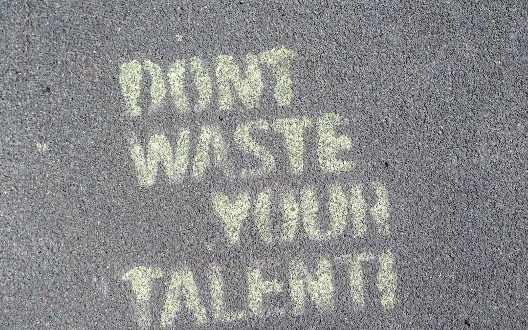 Bewust worden van je eigen talenten! Hoe dan?